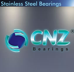 CNZ - Stainless Steel Bearings